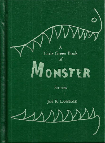 A Little Green Book of Monster Stories