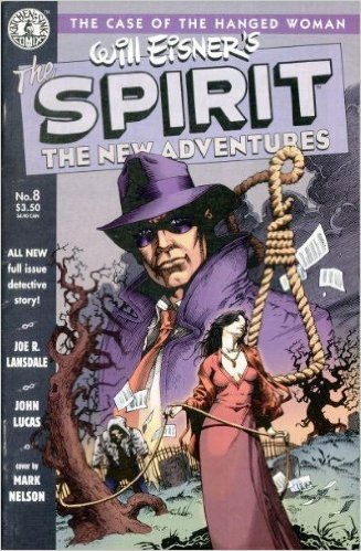Will Eisner's The Spirit New Adventures #8