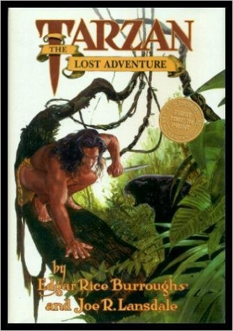 Tarzan: the Lost Adventure